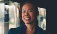 Cheryl Yin is a first-year Chancellor's Postdoctoral Fellow in the department of South and Southeast Asian Studies