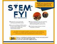 STEM FYI - First Year Initiative