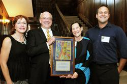 2012 CAAIE Award Photo